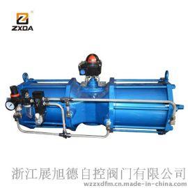 AW系列气动执行器,温州气动系列,AW双作用气动执行器