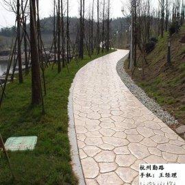 杭州印花地坪施工材料ql-020