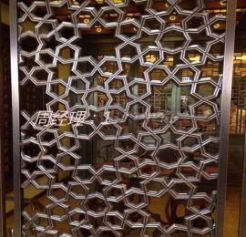 欧式铝板雕刻屏风 现代3D立体铝K金浮雕厂