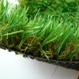 廠家直銷單絲休閒景觀人造草坪塑料假草皮 人工草皮