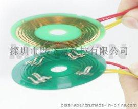 盘式滑环 PCB板导电滑环 分离式导电环 导电连接器
