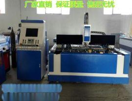 济南易雕长期  金属非金属激光混切机300W500W光纤切割机
