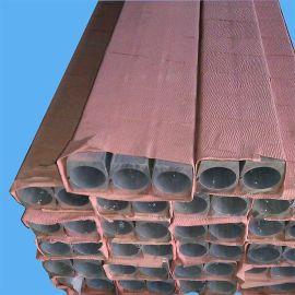铝合金气缸管型材 多款气动传动合金铝管型材