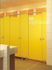 河南开源公共卫生间隔断材料批发 供应  洗手间隔断材料隔断板