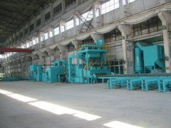 杭州通过式抛丸机制造商-供应通过式抛丸机-青工机械