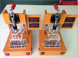 装电流表,电压表的线路板功能测试治具