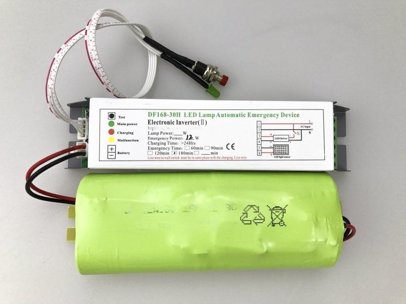 LED应急电源168T-64专配磷酸铁锂电池质保五年