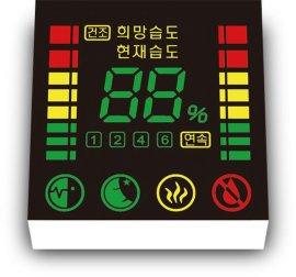 空调LED数码管彩屏显示屏