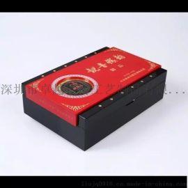 茶叶盒 木盒 茶叶盒木盒 油漆木盒