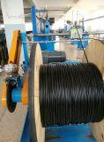 钢丝绳涂塑机,铁丝挤出机 高速包胶机涂胶设备
