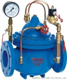 600X型電動控制閥700X型水泵控制閥