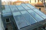 遮阳帘安装-电动遮阳系统安装在阳台露台阳光房等隔热效果好