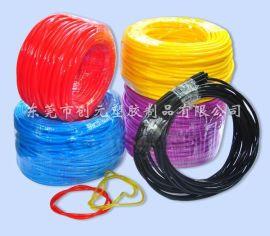 PVC软管 用以输送液体及腐蚀性介质,也用做电缆套管及电线绝缘