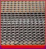 山東華興批發食品冷卻雙旋網帶 304不鏽鋼加密網帶