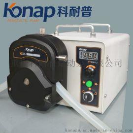 科耐普蠕动泵YT600-1J 工业蠕动泵大流量蠕动泵品质保证厂家直销