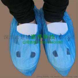 加厚CPE 塑料鞋套/一次性鞋套/宾馆鞋套/电脑房鞋套/家用鞋套