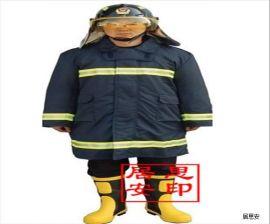 居思安02灭火防护指挥服