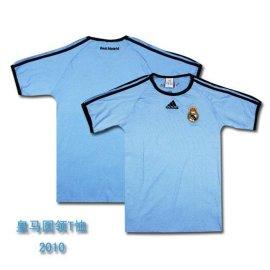 2010足球服-俱乐部球迷版休闲T恤