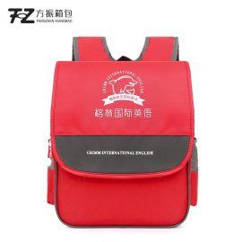 培训班宣传促销礼品定制书包背包双肩包定制可定制logo上海方振