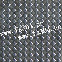 不锈钢压花卷板,不锈钢花纹板(菱形)(304/201)