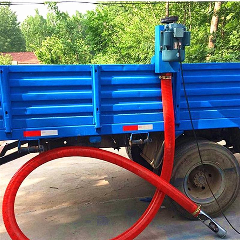 软管式粮食装车机 批发粉料输送机LJ