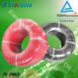 光伏电缆太阳能电缆TUV 标准 PV 1x4.0mm2