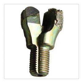 金剛石電鍍、金剛石複合片一體錨杆鑽頭