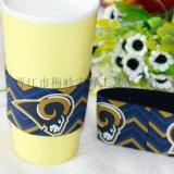 PVC软胶杯套厂家定制不锈钢隔热杯套订做