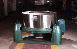 离心式甩干脱水工业脱水机100kg