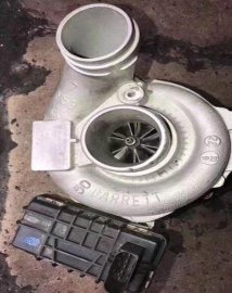奔驰W164 166柴油涡轮增压器