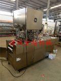 金超JCFH-1連續式扣肉封碗氣調包裝機