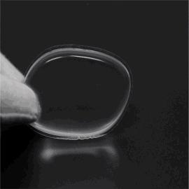 硅胶粉扑不吸粉透明水滴易清洁硅胶果冻粉扑