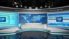 校园网络直播室建设 校园电视台新闻直播间