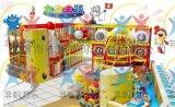 新穎兒童遊樂設備室內兒童樂園
