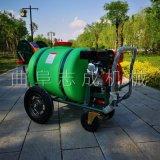 志成160升手推式园林打药机环卫物业绿化洒水机
