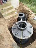 小型污水处理一体机_智能一体化小型PE净化槽
