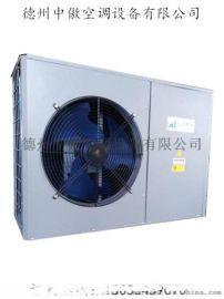 煤改電空氣能熱泵機組工程家用風冷模組機組