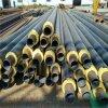 聚氨酯硬质泡沫塑料预制管DN150/159聚氨酯黑夹克预制保温管