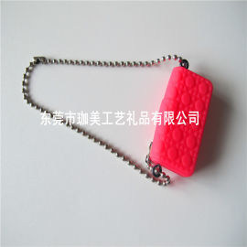 供应PVC珠链吊饰 卡通挂饰 软胶吊饰 品质好