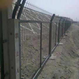 铁路隔离栅-高铁隔离栅-隔离栅厂家