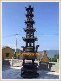正圆大型铜宝鼎厂家,寺庙五层|七层铜宝鼎生产厂家
