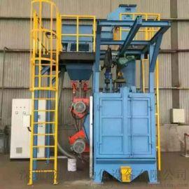 供应上海大型钢结构吊钩式抛丸机