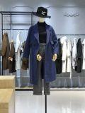 阿爾巴卡羊剪絨大衣女裝品牌折扣批發