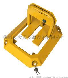 厂家直销防压八角锁汽车停车位地锁加厚防撞固定车位锁