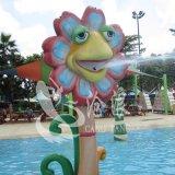 广州厂家供应水上娱乐设备-戏水小品-喷水葵花