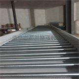 鋁型材傾斜輸送滾筒 304不鏽鋼小型動力式滾筒輸送機xy1
