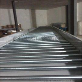 铝型材倾斜输送滚筒 304不锈钢小型动力式滚筒输送机xy1
