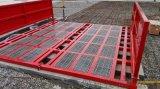 工地衝洗平臺 重慶工程車輛自動衝洗平臺