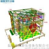 儿童拓展设备厂家直销 体能探险乐园设施定制