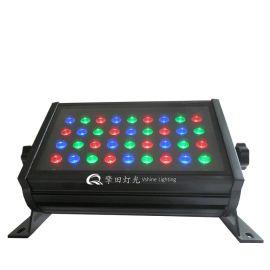 擎田灯光 QT-WL336 方形投光灯 ,投光灯,点控洗墙灯,五合一洗墙灯